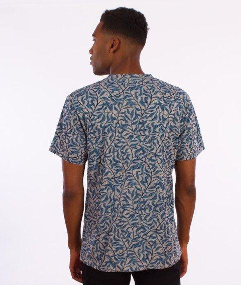 New Black-Vine T-Shirt Grey