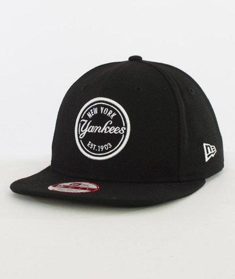New Era-MLB Emblem Patch New York Black