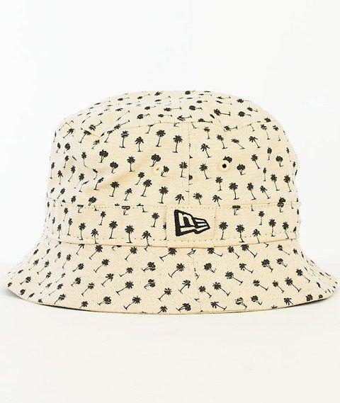 New Era-Micro Bucket Hat Beżowy