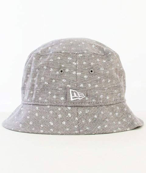 New Era-Micro Bucket Hat Szary