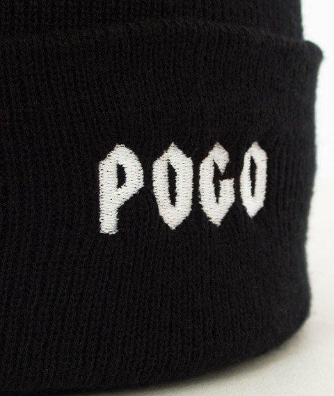 POGO-Honda Beanie Black Czapka Zimowa Czarna