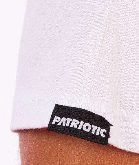 Patriotic-48 T-shirt Biały