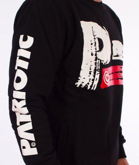 Patriotic-Brush Bluza Czarna