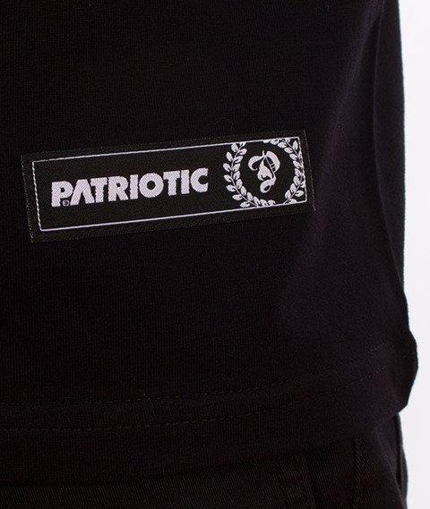 Patriotic-CLS Cut Line T-shirt Czarny