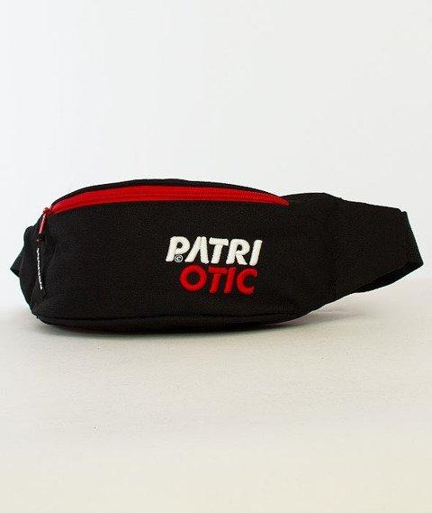 Patriotic-CLS Haft Nerka Czarna/Czerwona