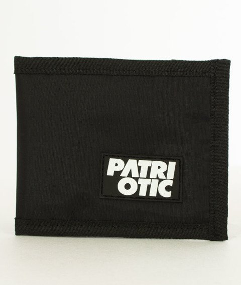 Patriotic-CLS New Gumka Portfel Czarny