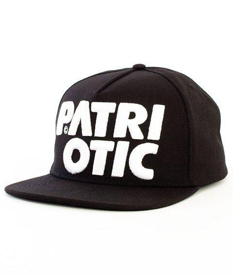 Patriotic-CLS Snapback Czarny