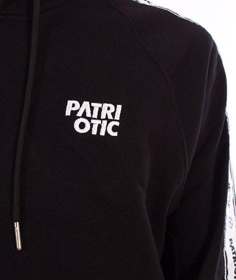 Patriotic-CLS Tape K Bluza z Kapturem Czarna