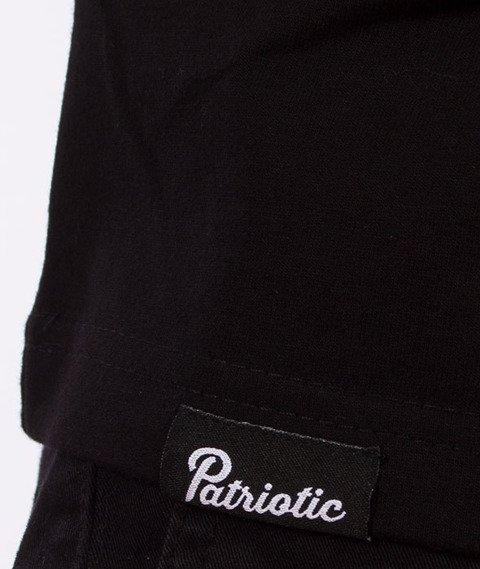 Patriotic-Duma T-shirt Czarny