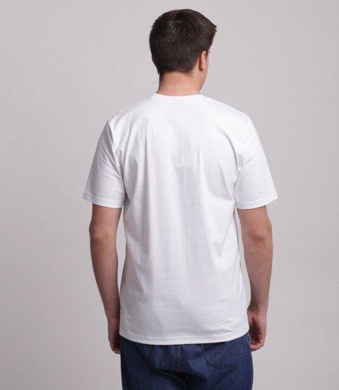 Patriotic-F Slice T-shirt Biały