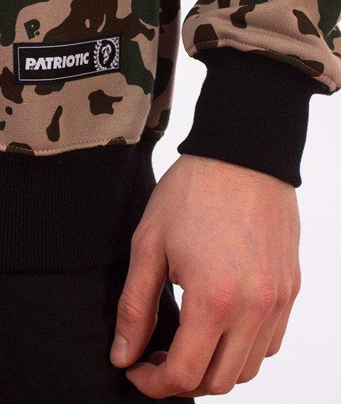 Patriotic-Fonts Bluza Camo