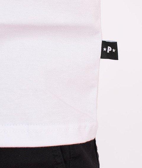 Patriotic-Greek T-shirt Biały