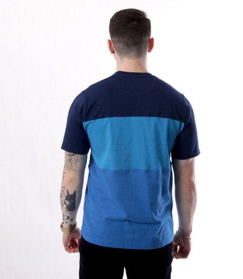 Patriotic-Laur Mini Trio T-shirt Granat Chaber Niebieski