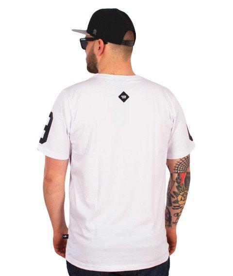 Patriotic-Laur T-Shirt Biały