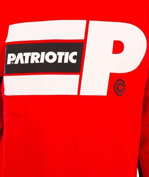 Patriotic-P Big Flag BKL Bluza Czerwony/Czarny