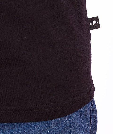 Patriotic-Pistolet T-shirt Czarny