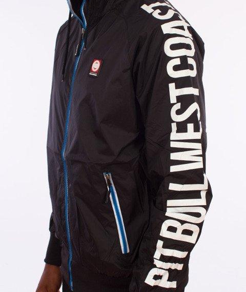 Pit Bull West Coast-Athletic III Jacket Kurtka Czarna