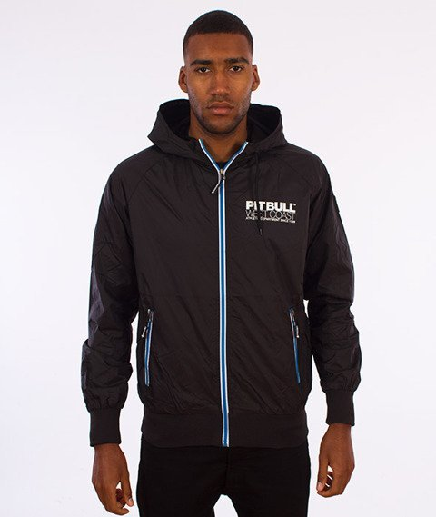 Pit Bull West Coast-Athletic IV Jacket Kurtka Czarna