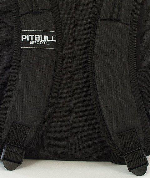 Pit Bull West Coast-Basic Backpack Plecak Czarny/Granatowy