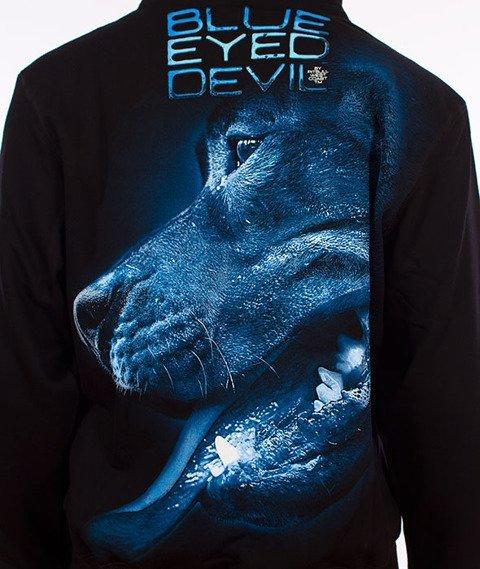 Pit Bull West Coast-Blue Eyed Devil Bluza Kaptur Czarny