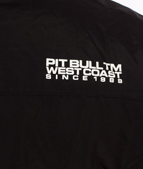 Pit Bull West Coast-Cabrillo Summer Kurtka Czarna