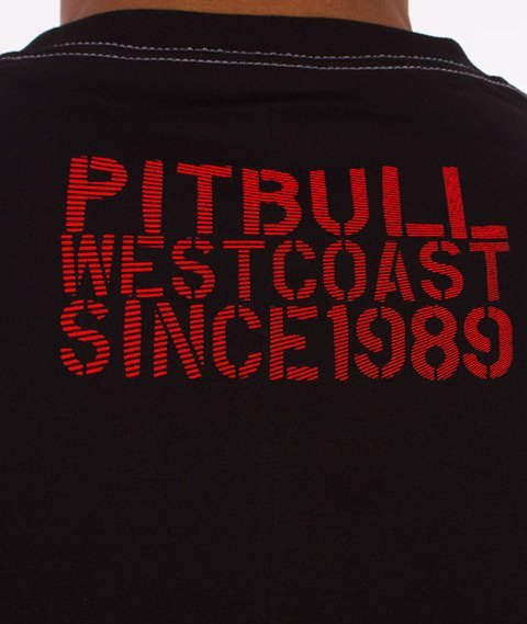 Pit Bull West Coast-Make My Day T-Shirt Czarny