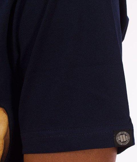 Pit Bull West Coast-Make My Day T-Shirt Dark Navy