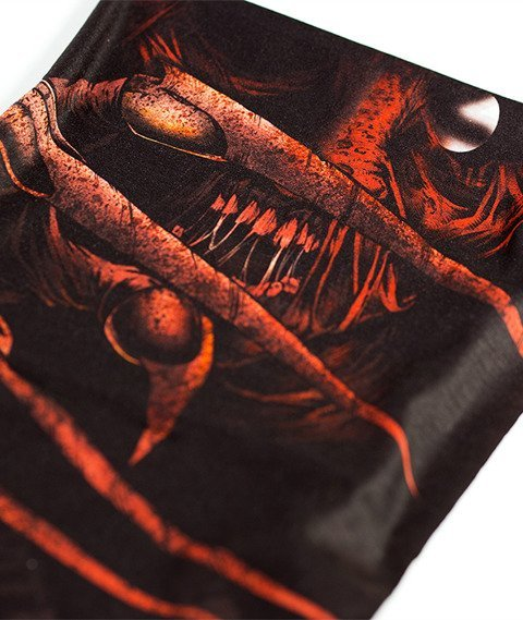 Pit Bull West Coast-Red Claw Bandana Runmageddon Multikolor