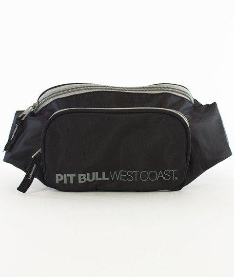 Pit Bull West Coast-Saszetka Nerka TNT Czarno-szara