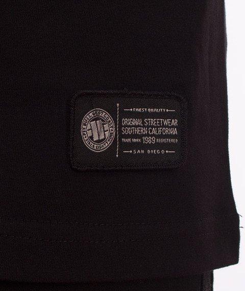 Pit Bull West Coast-Valhalla T-Shirt Czarny