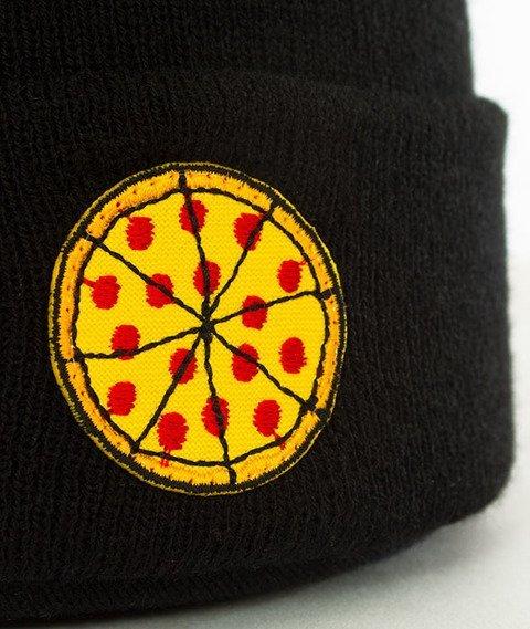 Pizza Sport-Czapka Zimowa Czarna