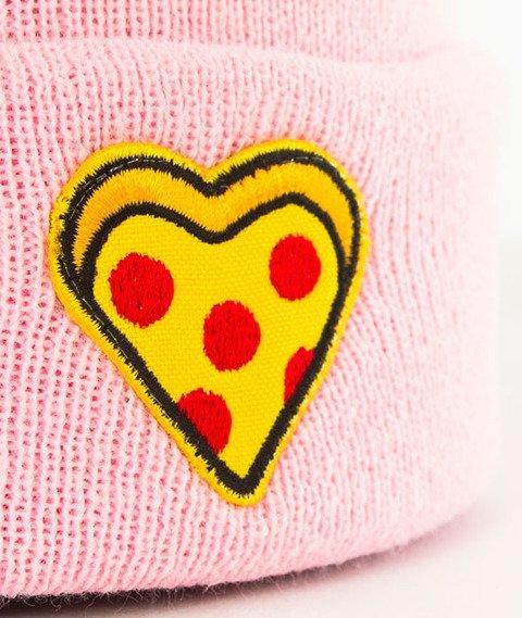 Pizza Sport-Czapka Zimowa Różowa
