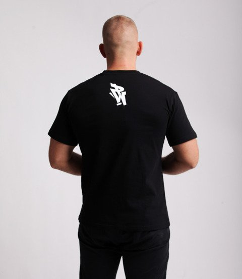 Polska Wersja HINOL MDD HAND T-Shirt Czarny