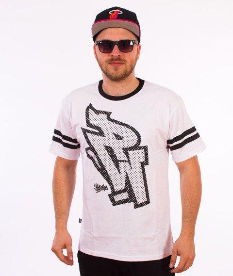 Polska Wersja-PW Dots T-Shirt Biały