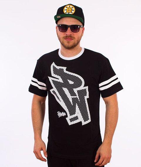 Polska Wersja-PW Dots T-Shirt Czarny