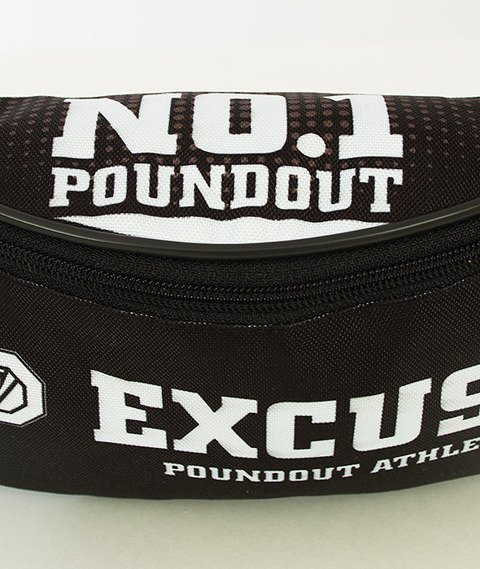 Poundout-No Excuses Nerka Czarny