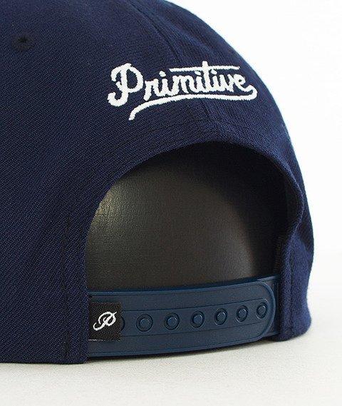 Primitive-Classic P Snapback Granatowy