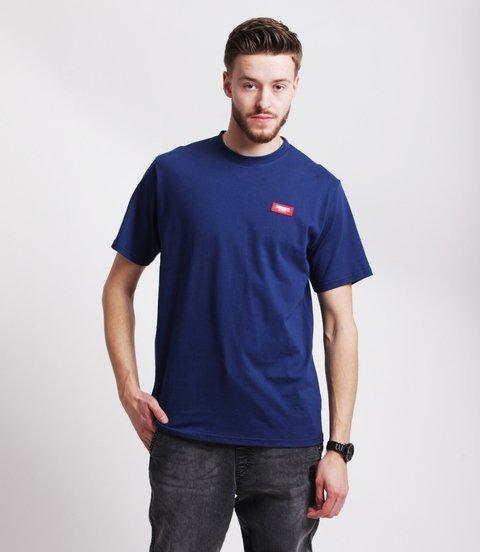 Prosto BASIC GUM T-Shirt Granatowy