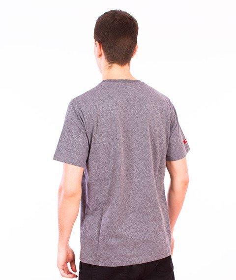 Prosto-Basic T-Shirt Medium Heather Gray