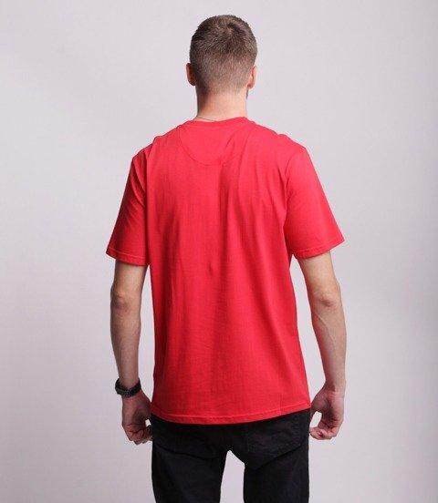 Prosto CLASSIC T-Shirt Czerwony