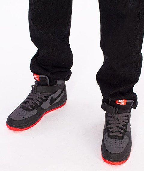 Prosto-Flavour Jeans Baggy Spodnie Black