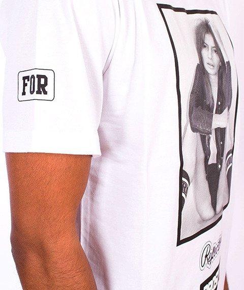 Prosto-Her Reflections T-Shirt White