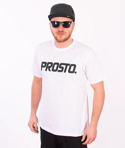 Prosto-KL Basic2 T-shirt White