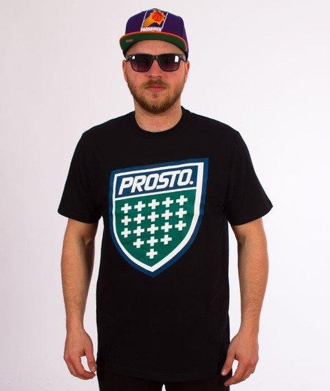 Prosto-Shield XVIII T-Shirt Black
