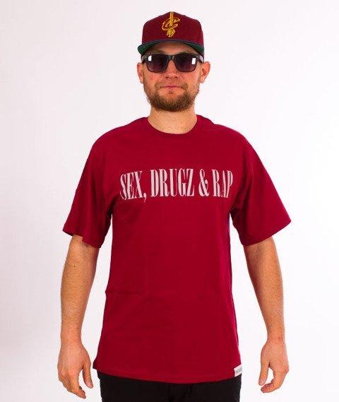 RPS KLASYKA-SDR T-Shirt Bordo