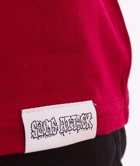 RPS KLASYKA-Tape T-Shirt Bordo