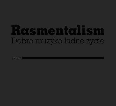 Rasmentalism-Dobra muzyka ładne życie DELUXE (2CD)