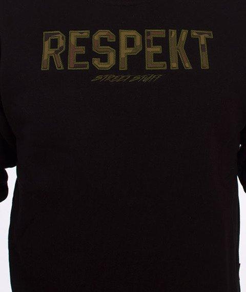 Respekt-Classic Moro Bluza Czarna