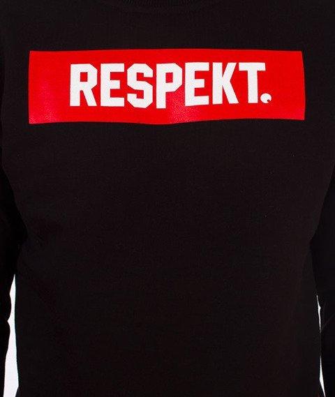 Respekt-Klasyk Frame Bluza Czarna