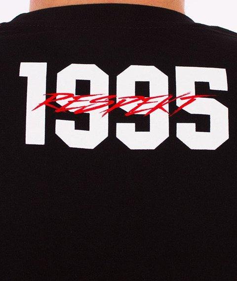 Respekt-Respekt T-Shirt Czarny
